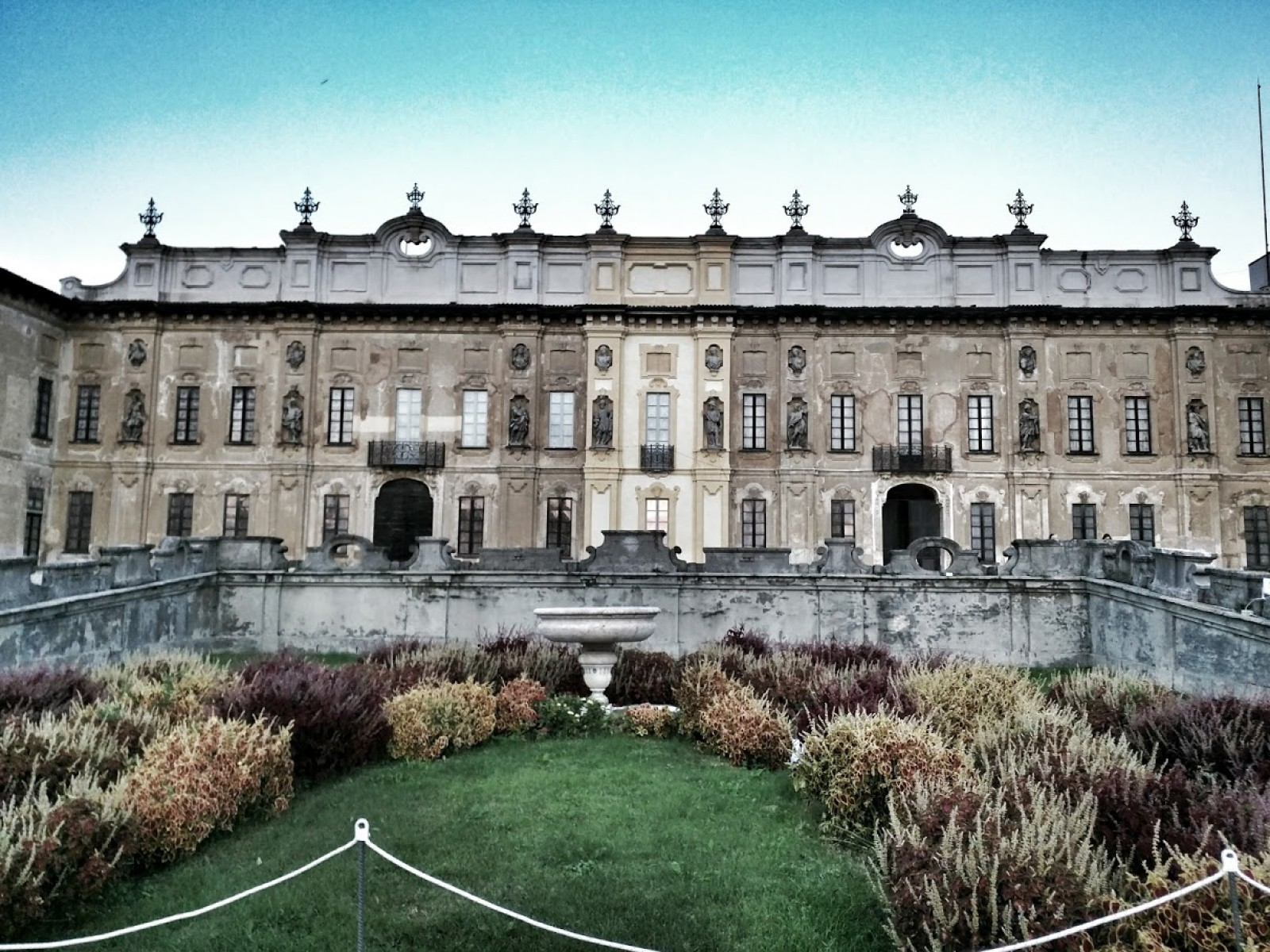 Villa Arconati - Bambini a Cavallo
