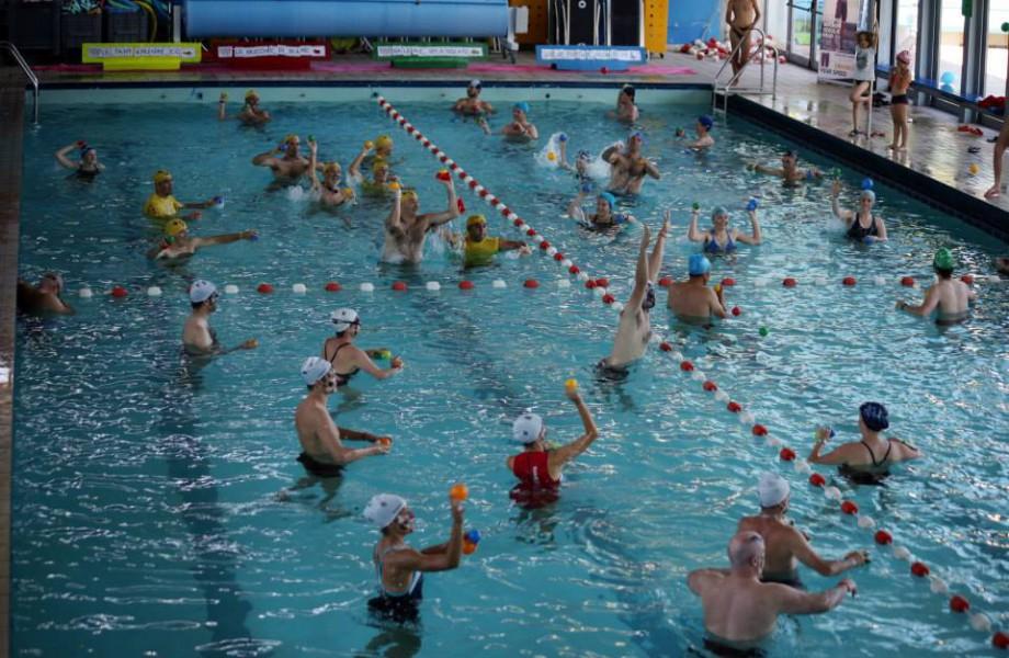 La piscina di legnano vetrina delle societ sportive con amga sport sempione news - Piscina di legnano ...