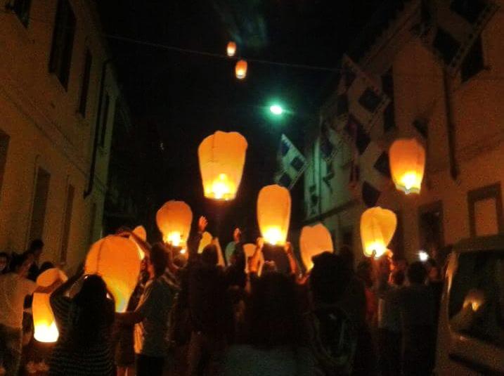 Lanterne per Miky