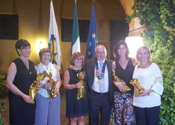 premiazioni donne in consiglio