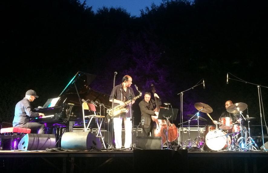 Benny Golson Quartet 02