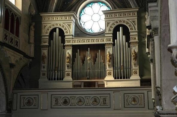 Itinerari organistici