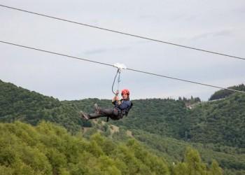 Lago Maggiore Zip Line Trail
