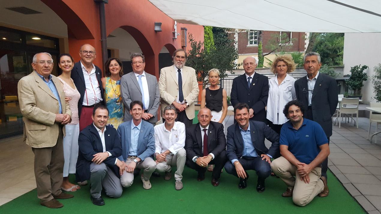 Meeting apertura Lions Club Rescaldina Sempione 17