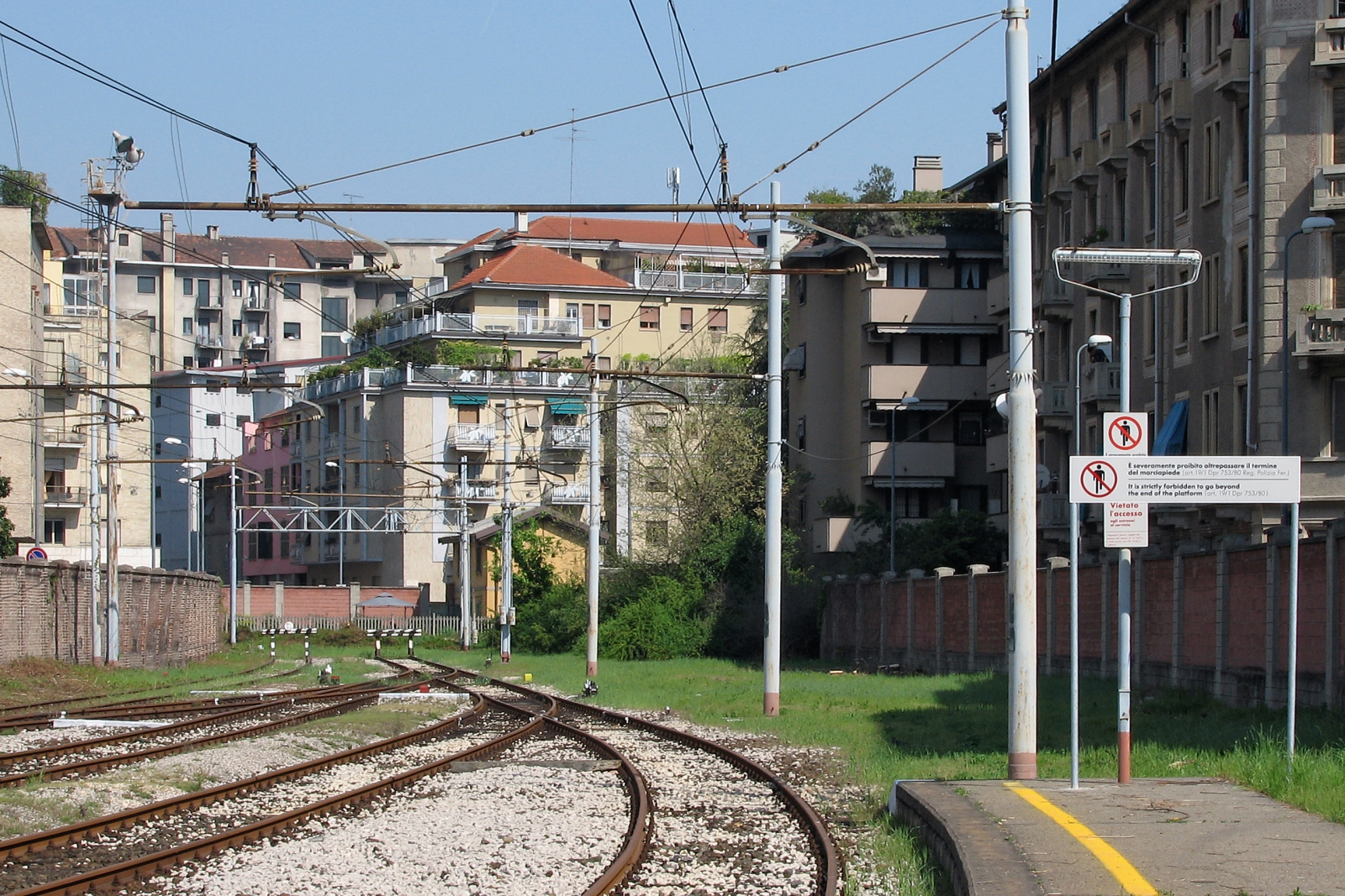 Milano - Mortara Abbiategrasso