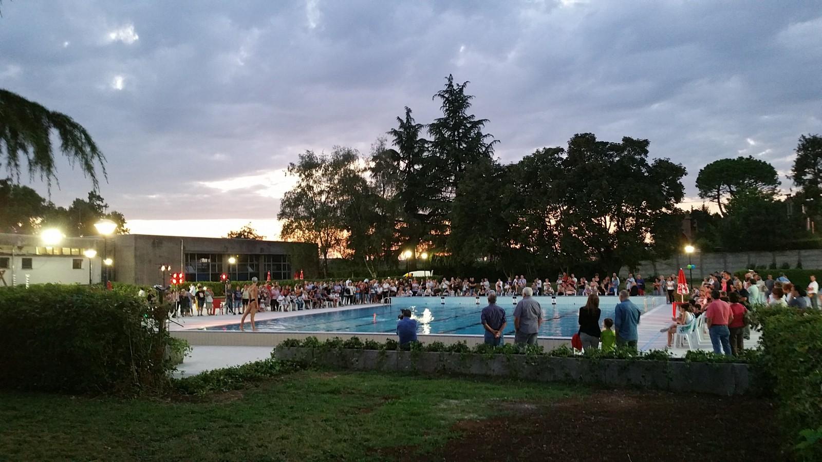 La piscina di garbagnate milanese completata sempione news - Piscina di legnano ...