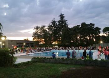 piscina di Garbagnate Milanese