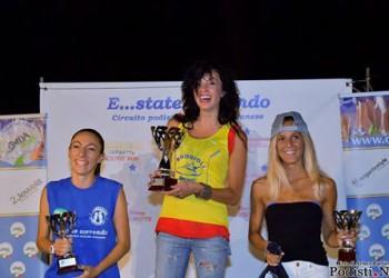 podio femminile corbetta jackpot run