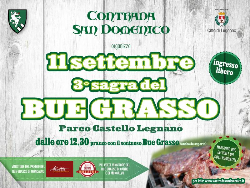 Banner Bue Grasso