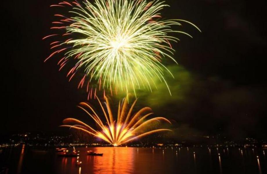 Festival di Fuochi d'Artificio 2016