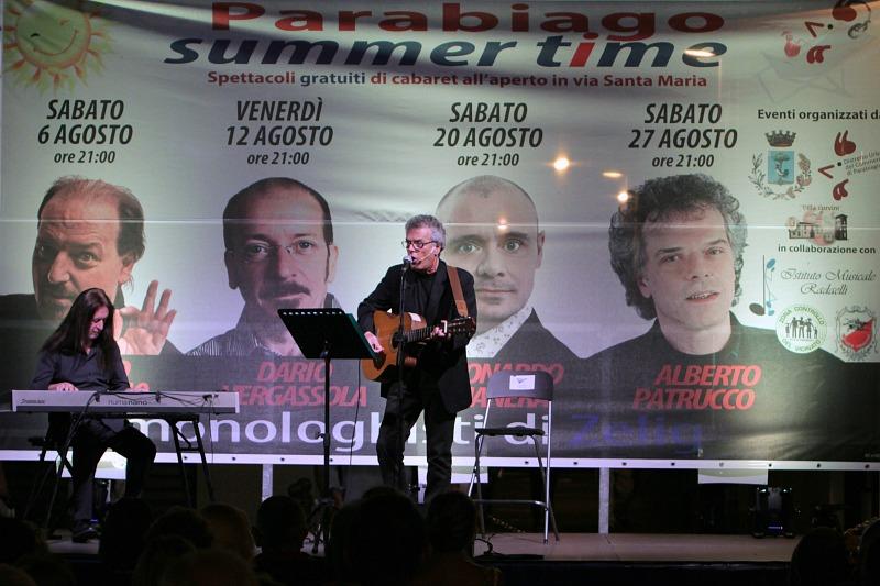 Patrrucco al Parabiago Summer Time 1 By Beppe Fierro