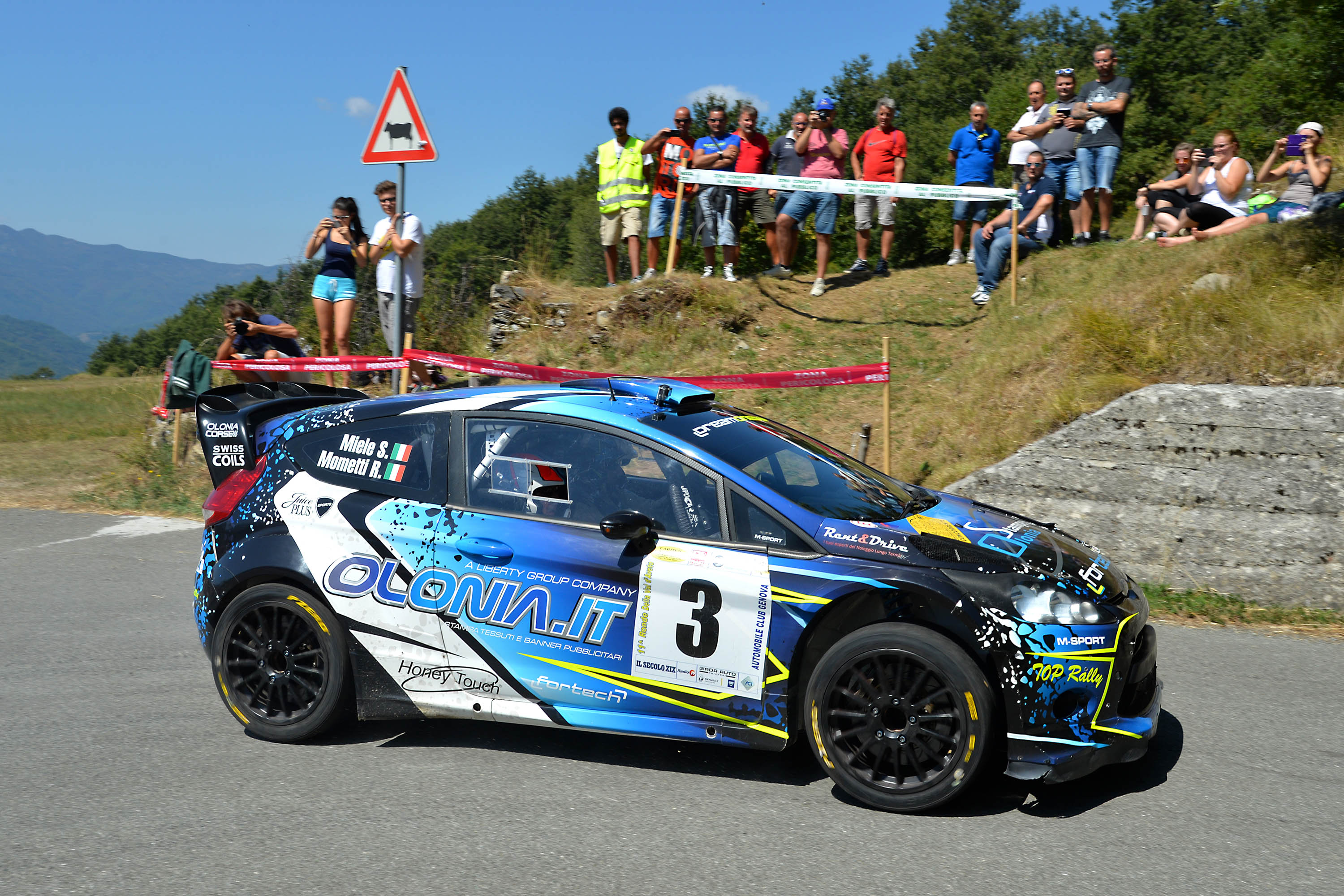 Miele Rally Ronde Val D'Aveto