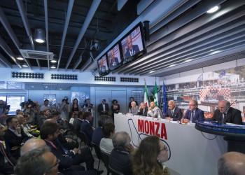 Presentazione Gran Premio Monza 01