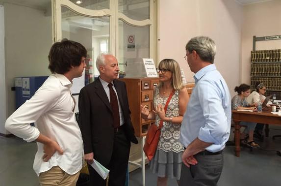 biblioteca sindaco Galimberti