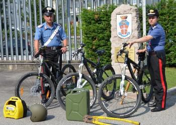 carabinieri di Verbania