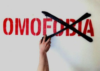 no- omofobia