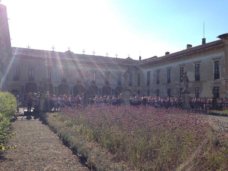 record a Villa Arconati
