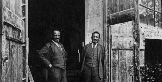 Carlo e Luigi Rigola