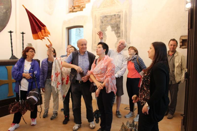 Visita Castello di Legnano