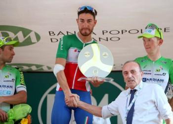 Vittoria di Nizzolo 98^ Coppa Bernocchi - GP BPM arrivo Sindaco