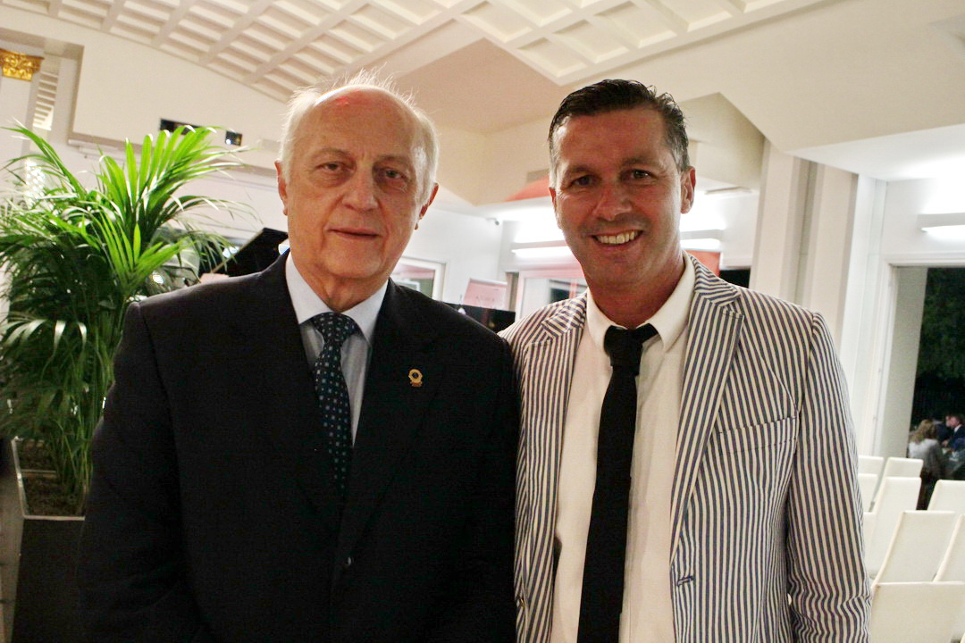 Carlo Massironi e Paolo Renis per Non lasciamoli soli