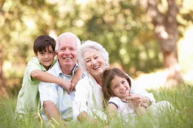 Storie e filastrocche con i nonni