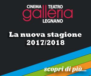 Teatro Galleria 2017/18