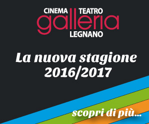 Teatro Galleria 2016