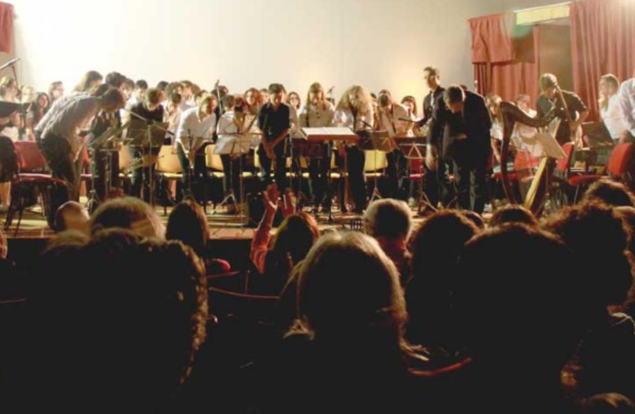 bgold Saxofone Orchestra