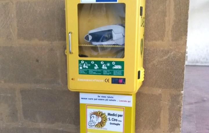 Defibrillatori a Legnano