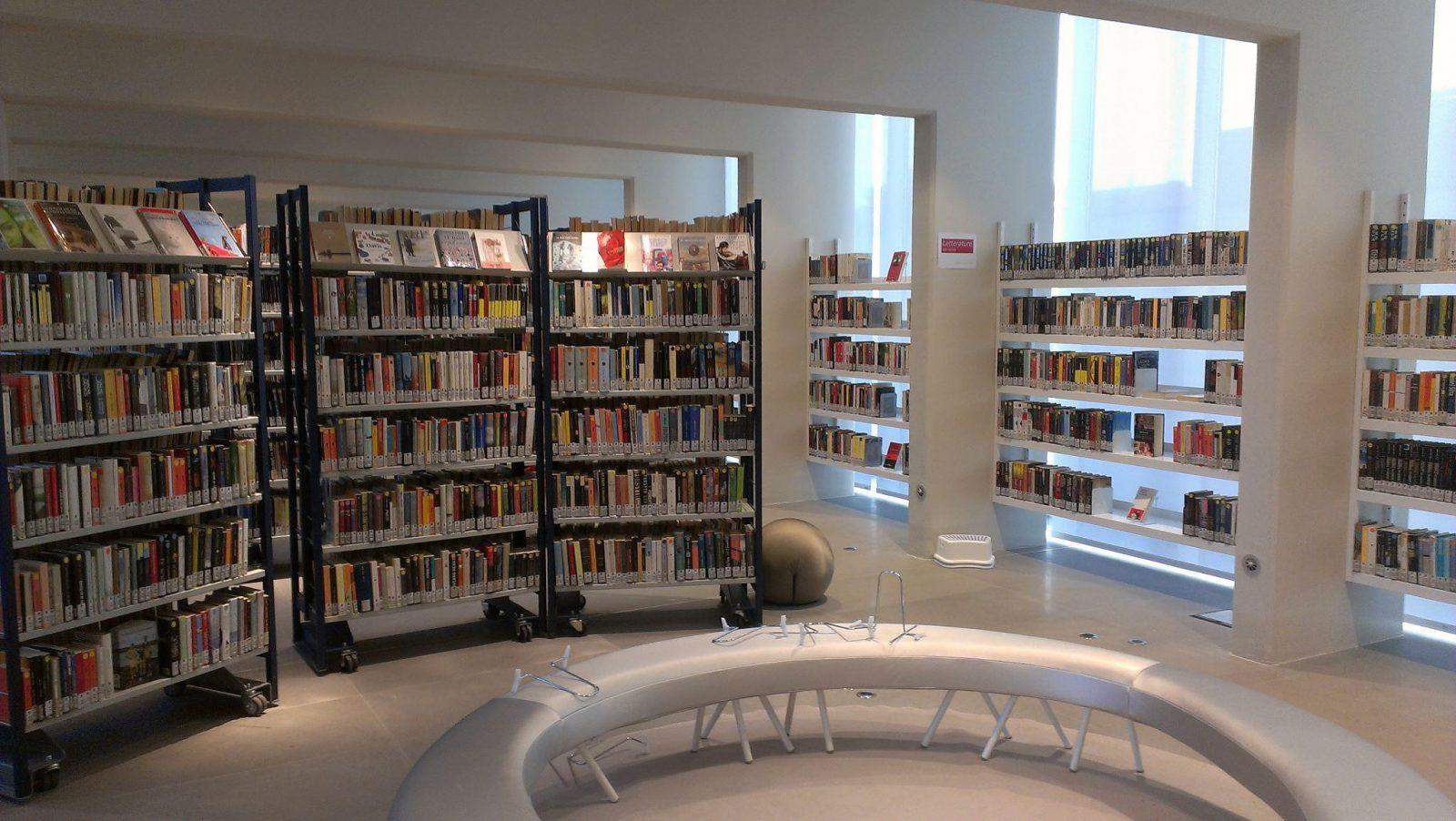 febbre a quaranta in biblioteca