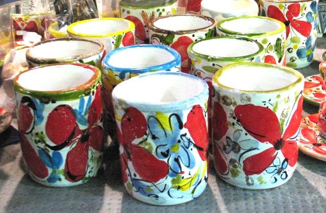 Food orand ceramic design