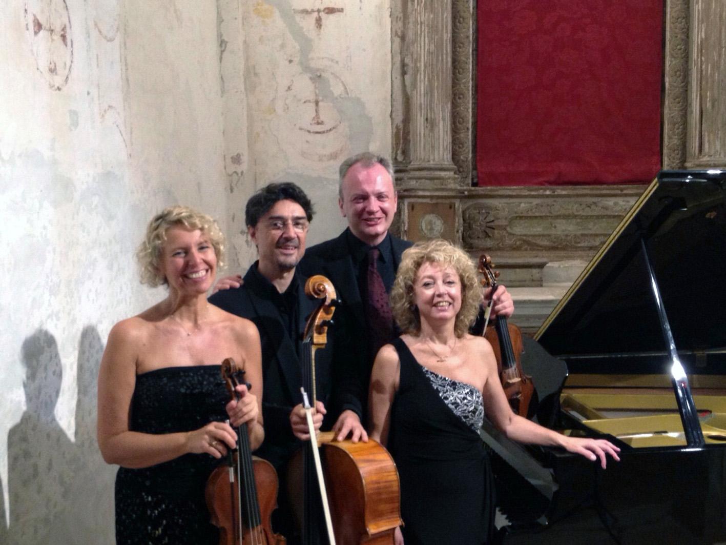 Hermes Piano Quartet