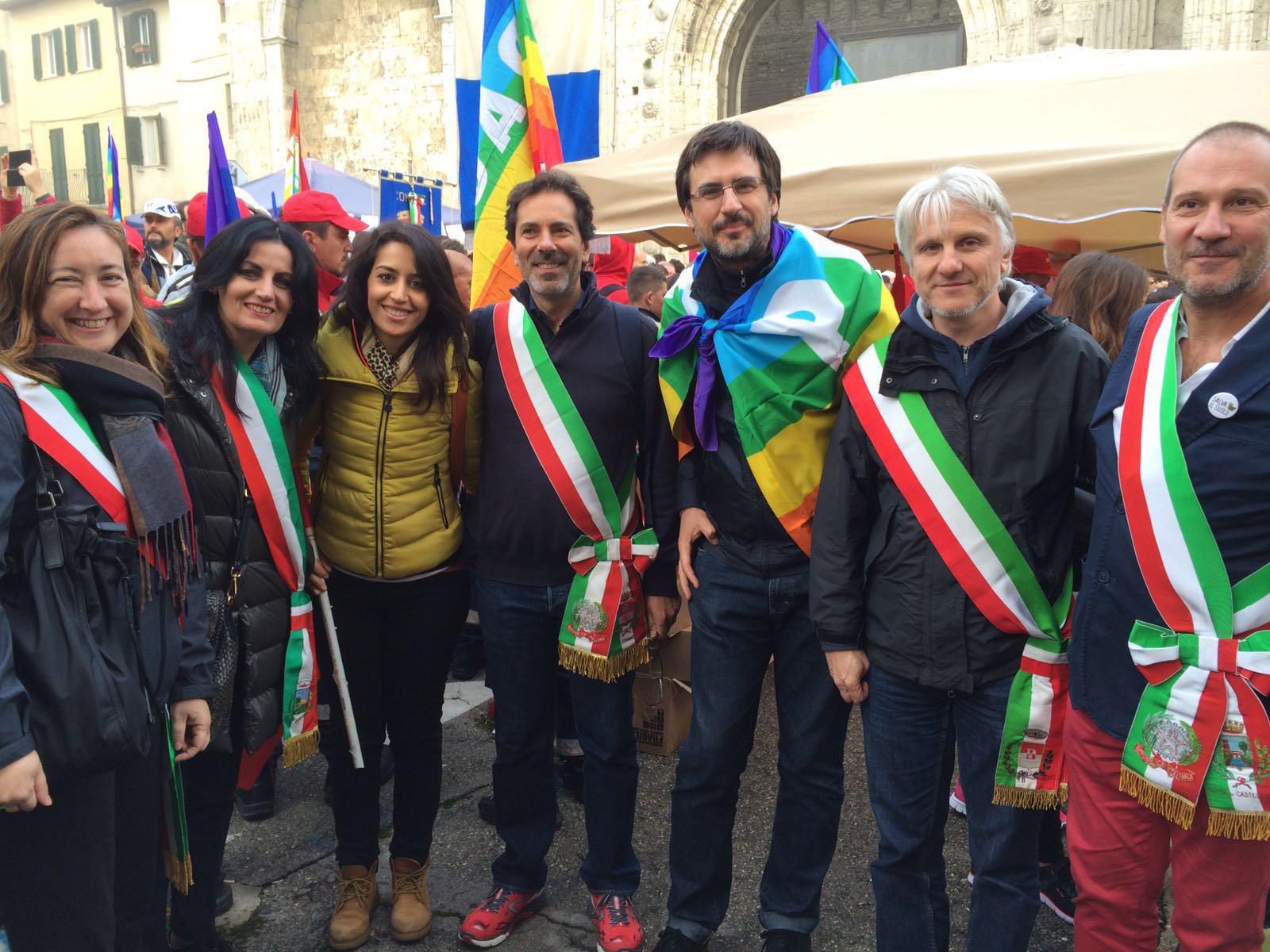 Marcia della Pace e della Fraternità Perugia-Assisi
