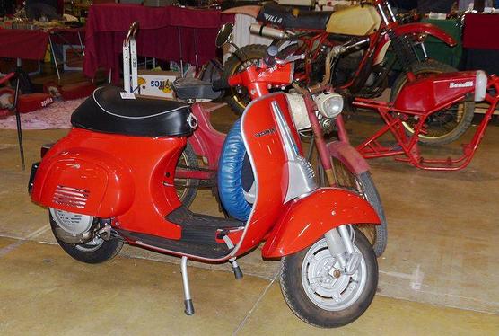 Mostra Scambio Auto Moto Bici d'Epoca
