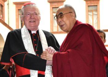 Dali Lama visit in Milan