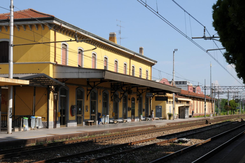 stazione ferroviaria di Legnano