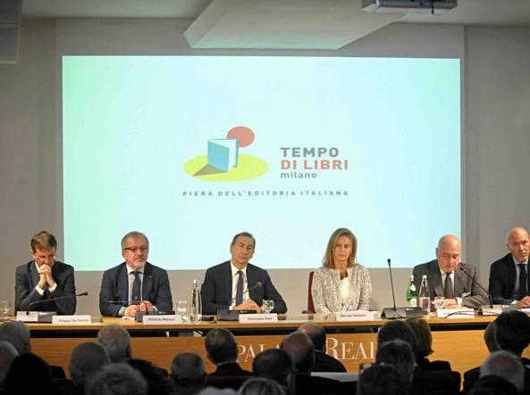 Il ministro dario franceschini inaugura a rho fiera tempo for Rho fiera eventi oggi