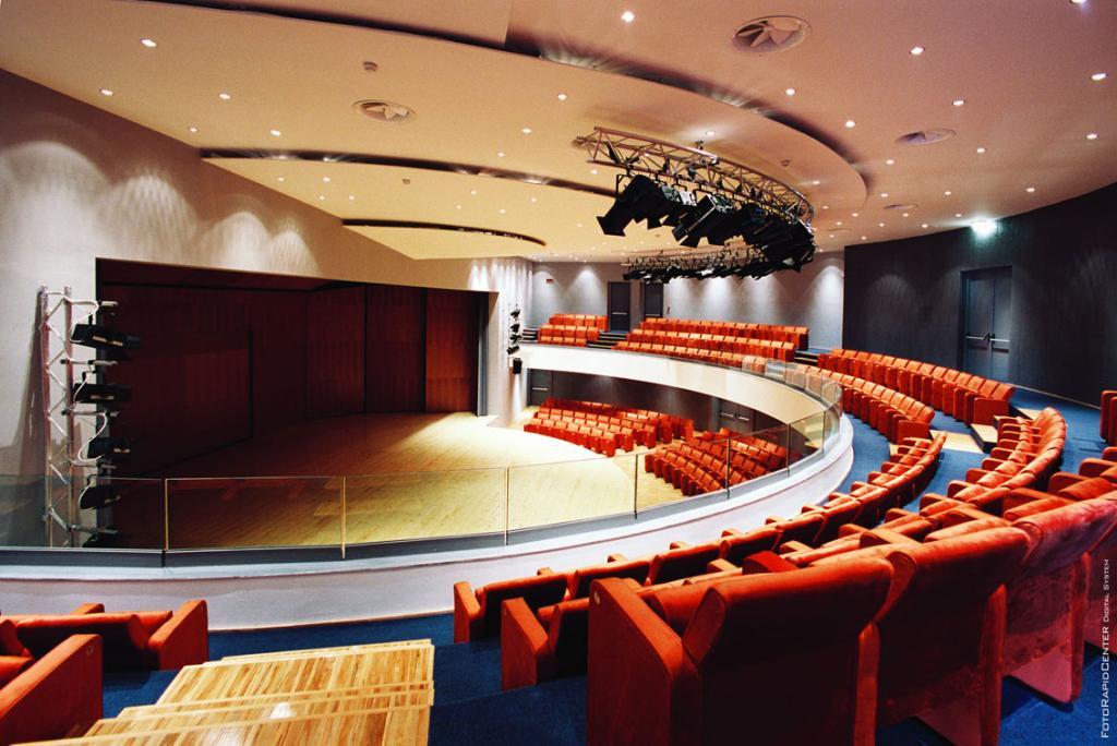 Auditorium Paccagnini