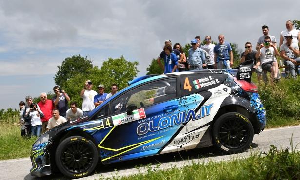Coppa Italia Rally 2016