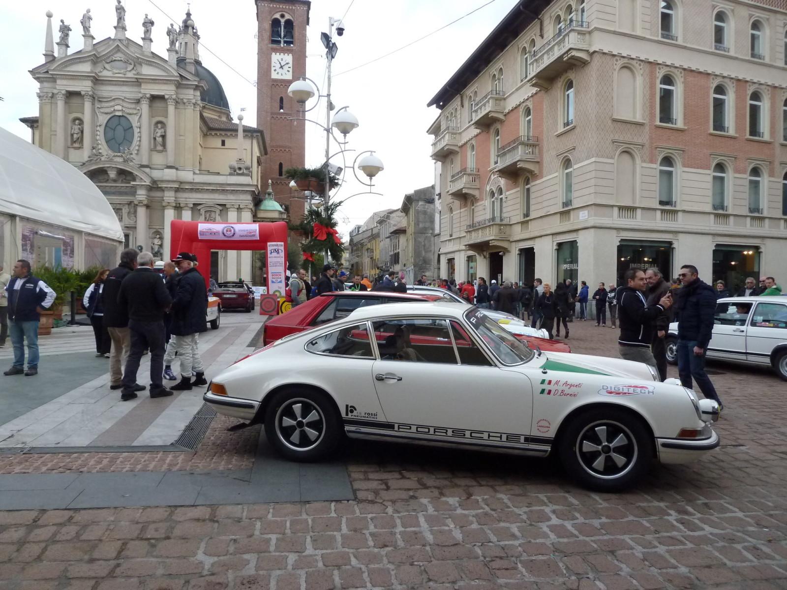 Rievocazione Storica Rally Aci Varese