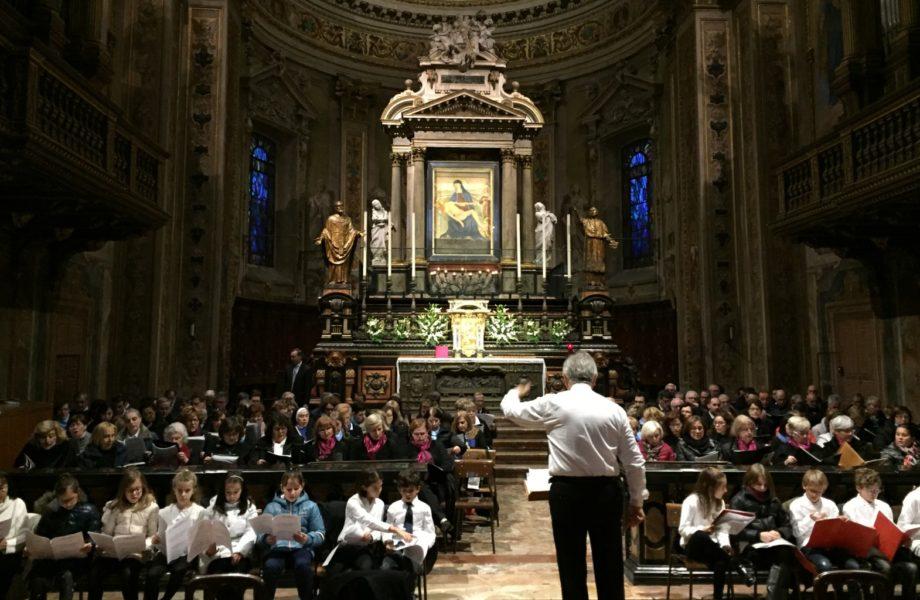 Schola Cantorum del Santuario di Rho