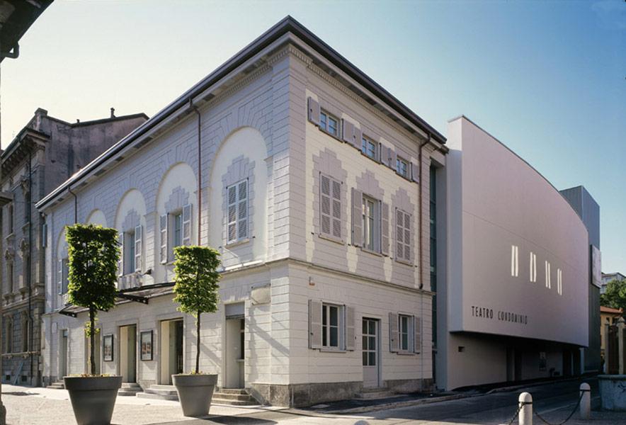 low priced 960d1 a5d83 Teatro Condominio di Gallarate, cultura dal 1864   Sempione News