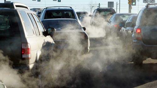 Smog automobili