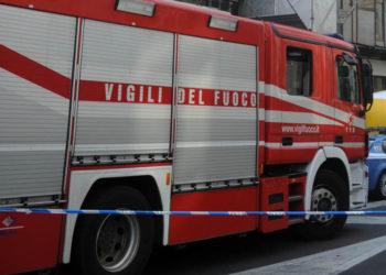 vigili del fuoco Milano generica