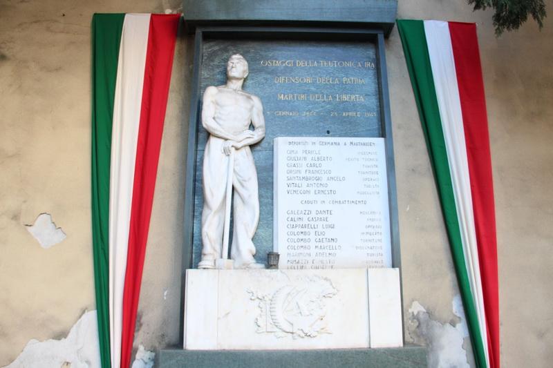 Commemorazione deportati Franco Tosi Legnano 28e