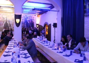 Cena con la storia San Martino