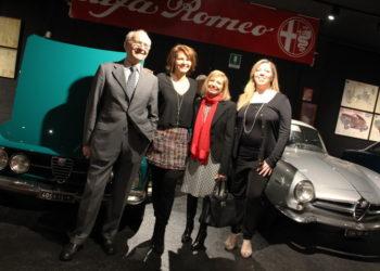 Elvira Ruocco Alfa Romeo Fratelli Cozzi 22