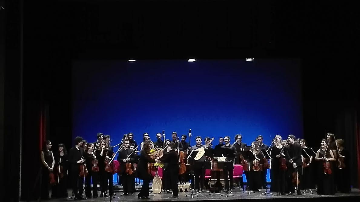 ensemble del Conservatorio di Milano