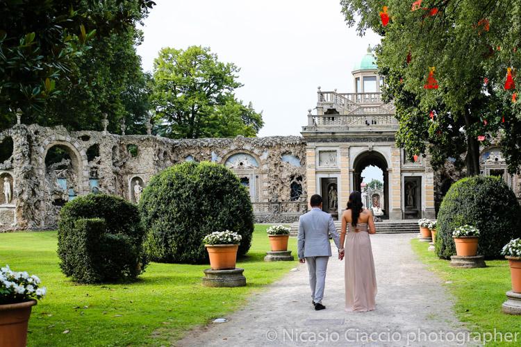 Matrimonio a Villa Litta